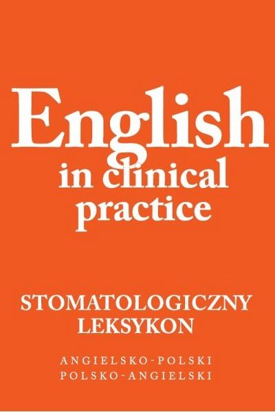 Leksykon English in clinical practice