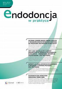 Endodoncja w praktyce wydanie nr 2/2015