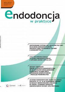 Endodoncja w praktyce wydanie nr 4/2015