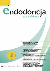 Endodoncja w praktyce wydanie nr 3/2016