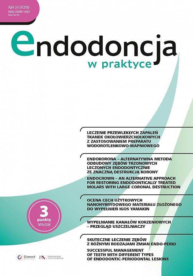 Endodoncja w praktyce wydanie nr 2/2019